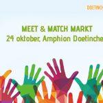Meet & Match markt