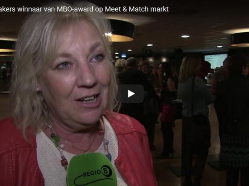 Regio 8 brengt verslag uit van Meet & Match Markt