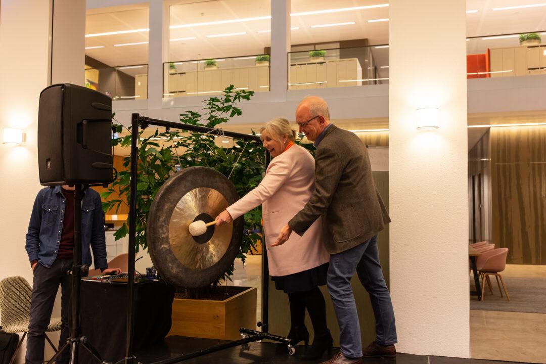 Opening door Gemeente Doetinchem